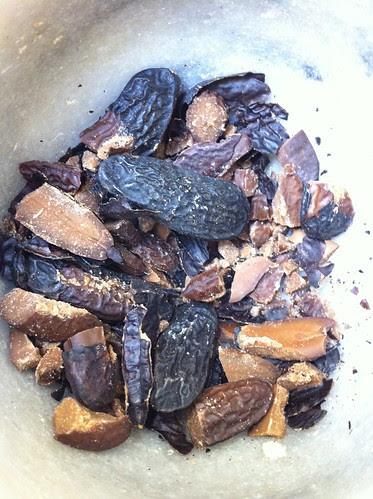 Crushed Tonka Beans