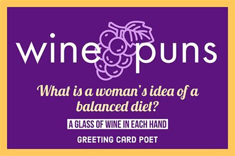 Funny Wine Puns, Memes, Images and Jokes   Greeting Card Poet