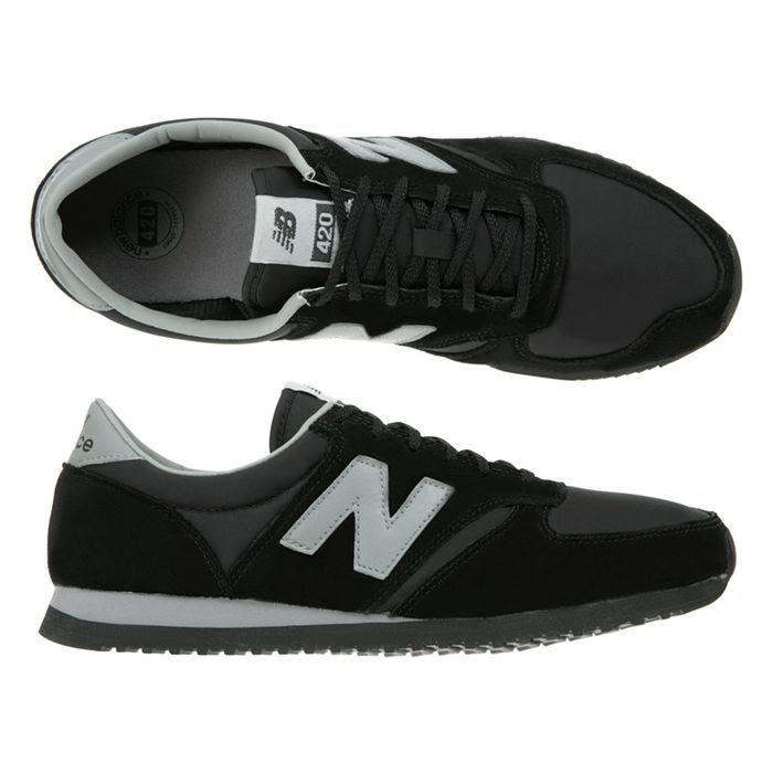 New Balance Noir U420 Femme Onegamefr