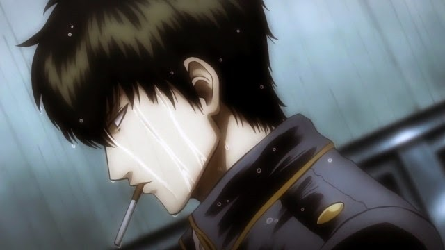 View Gambar Anime Cowok Sedih Menangis PNG