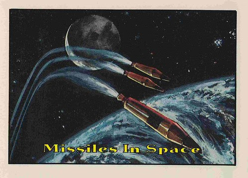 31 Missiles in Space