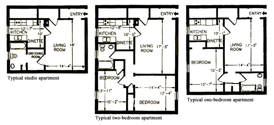 Studio (PDF) One Bedroom (PDF) Two Bedroom (PDF) Floor Plan (JPG)
