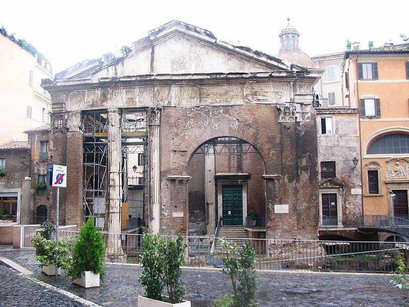 File:Roma-PorticodiOttavia 02.JPG