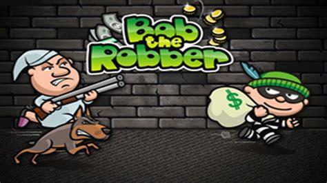 bob  robber  walkthrough level  youtube