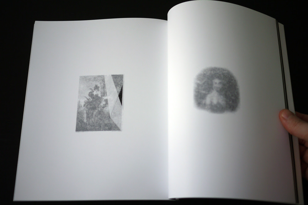 Soulellis, Paul. The Spectral Lens. Print-on-demand, 2012, 140 pages.
