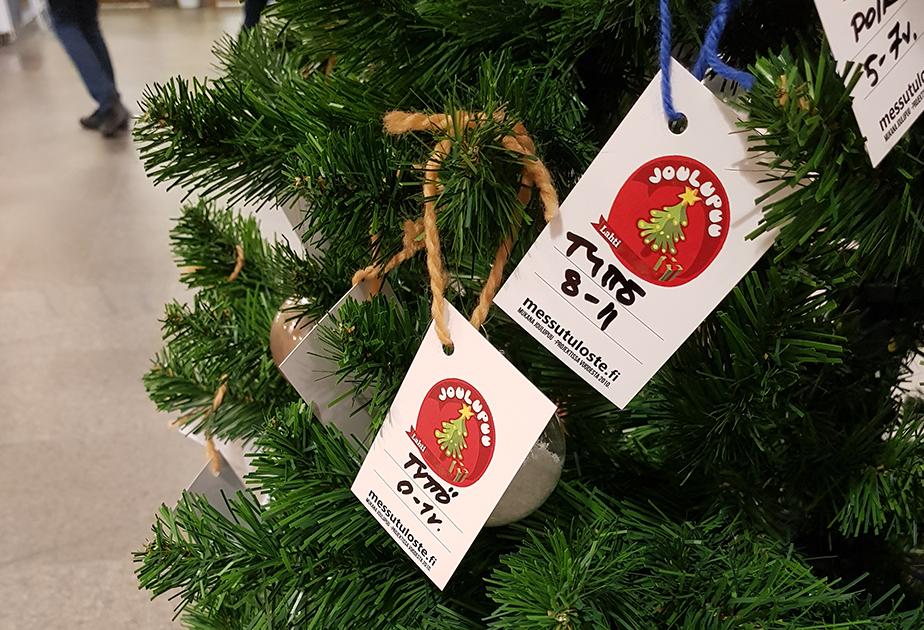 Joulupuu Keräys