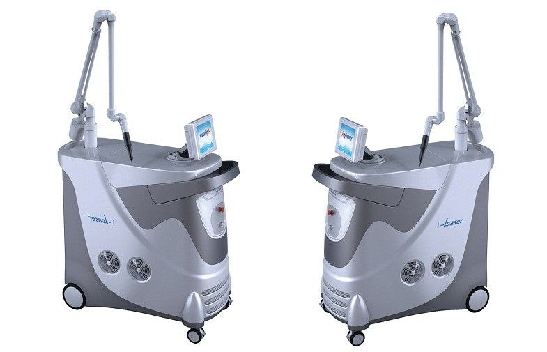 Image Professional Q Switched Nd Yag Laser Tattoo Removal Equipment