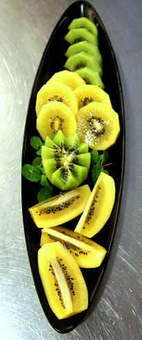 Day 11 Zespri Kiwifruits platter 01