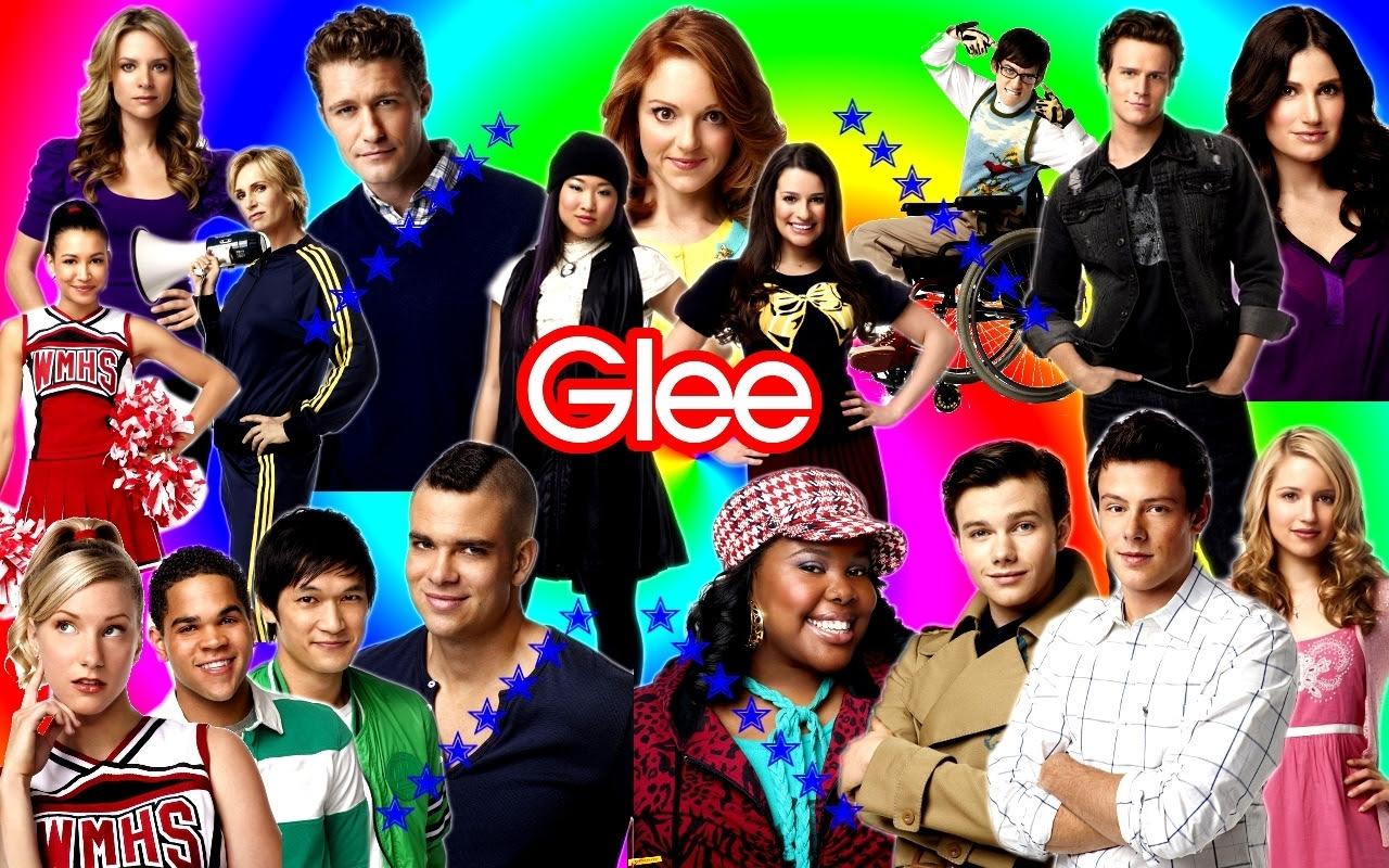 Glee Wallpaper Favourite Wallpapers