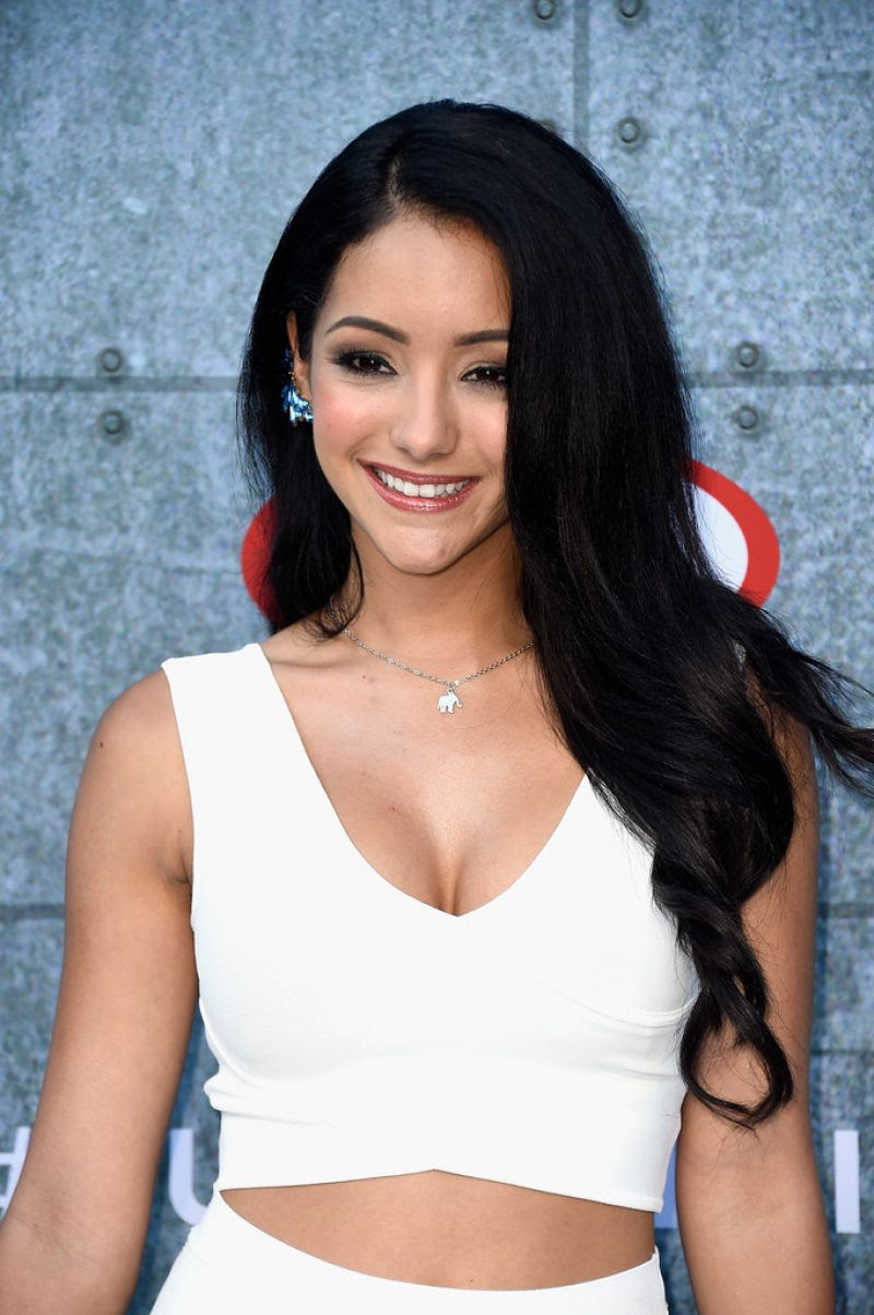 MELANIE IGLESIAS at Spike TV