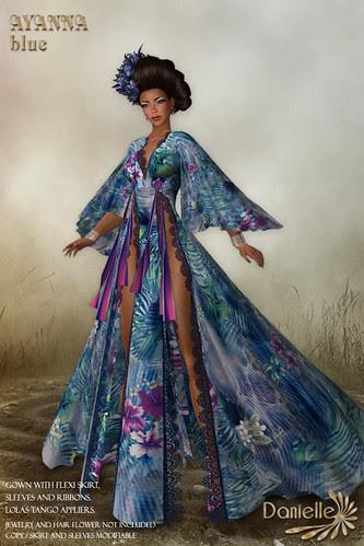 DANIELLE Ayanna Blue