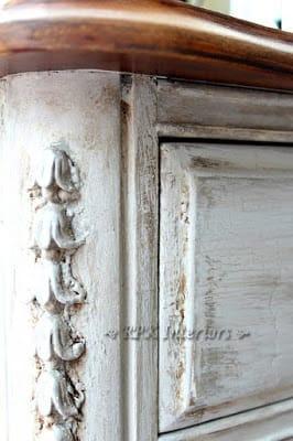 RPK Interiors Crackle Finish