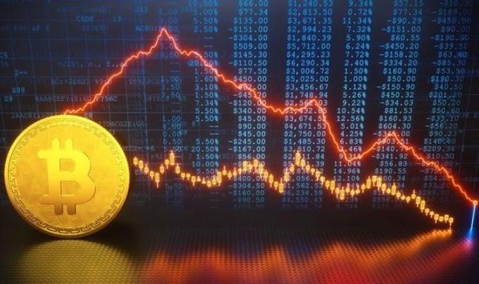 Cryptocurrency price crash: Bitcoin, Ethereum, Dogecoin value PLUMMETS - latest price drop