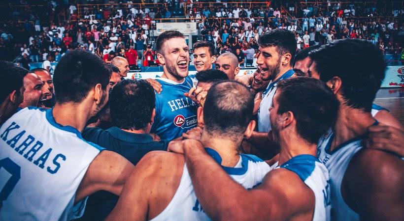 Live streaming: Ελλάδα-Ισραήλ (4η περίοδος)
