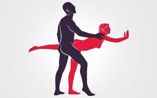 45. PATINADORES: Como numa dança com patins, os movimentos são suaves e belos, mas a posição pede força nas pernas. Foto: Renato Munhoz (Arte iG)