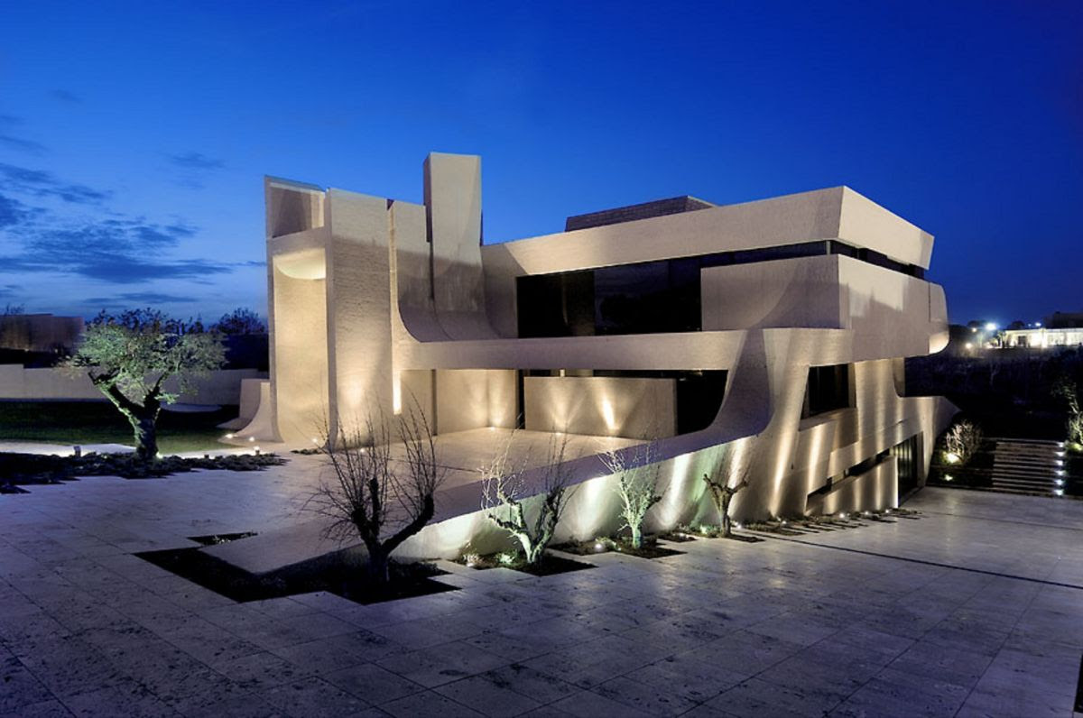 Casa Minimalista Moderna: 20 Foto di Ville da Sogno  MondoDesign.it