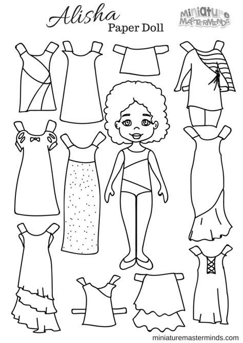 Paper Dolls Archives ⋆ Miniature Masterminds