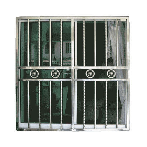 Steel Window Grills Lohe Ki Khidki Grill Latest Price