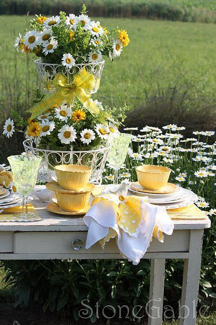 374 best images about AA Orange/Yellow: Tablescapes