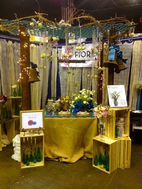 243 best images about wedding expo booth idea on Pinterest