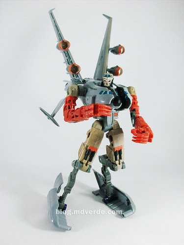 Transformers Stratosphere RotF Voyager - modo robot