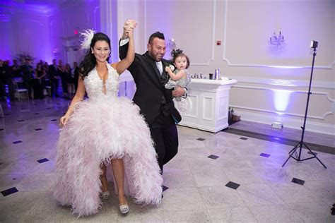 A WOWW of a Wedding: JWOWW and Roger's Wedding at Addison