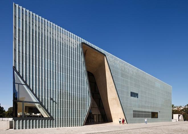 Breathtaking New Museum on Warsaw Ghetto Site Commemorates Polish ...