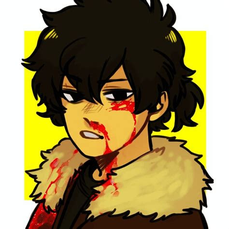 bloody anime boy guro art   pinterest dessin