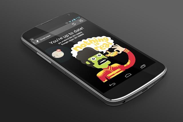 Samsung Galaxy S II I9100 ParanoidAndroid 4.2 BETA3
