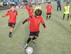 Escolinha Flamengo Natal (Foto: Divulgação)