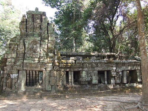 View of Ta Prohm