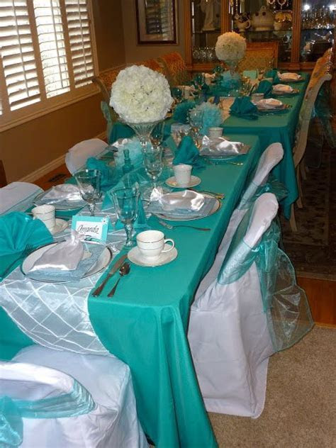 blue quinceanera decorations ideas (4)   How to organize