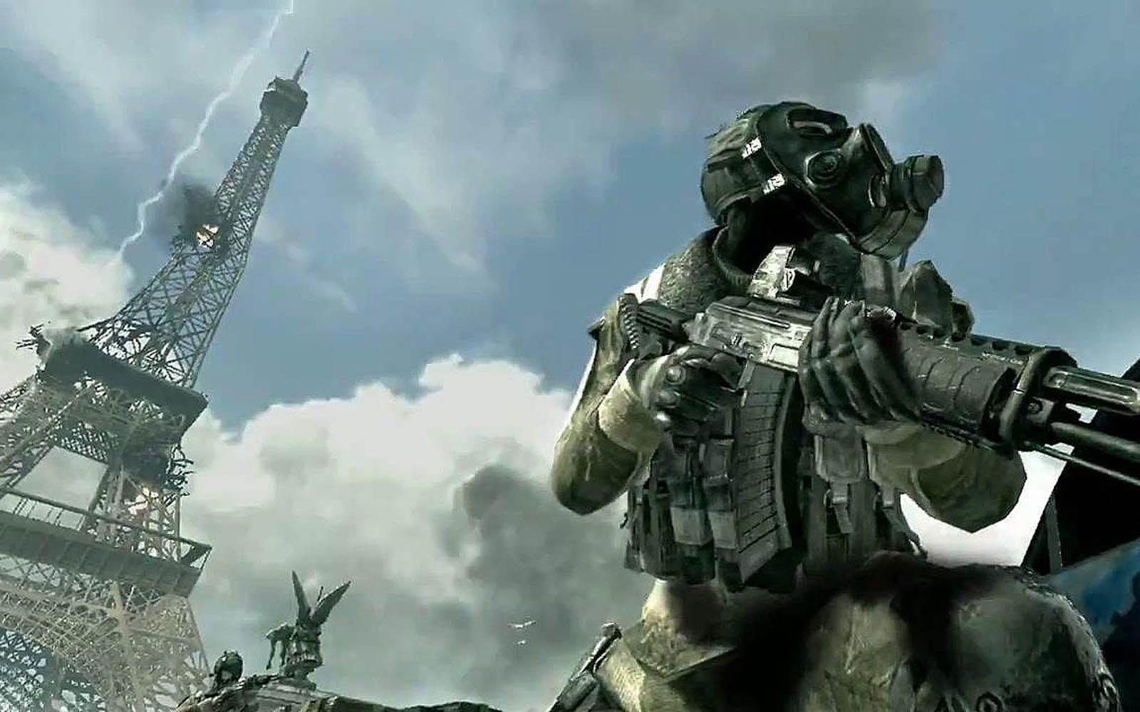 Call Of Duty Modern W3 High Res Wallpaper #7862 Wallpaper ...