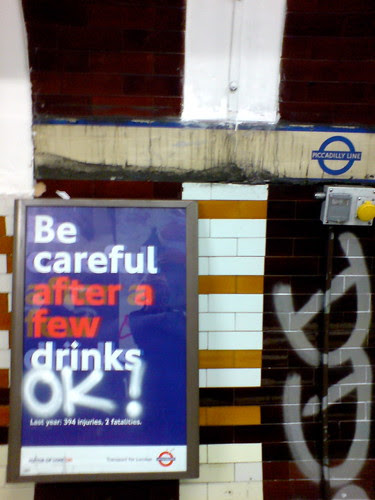 Holloway Road, 26/12/07 photo by Nicobobinus