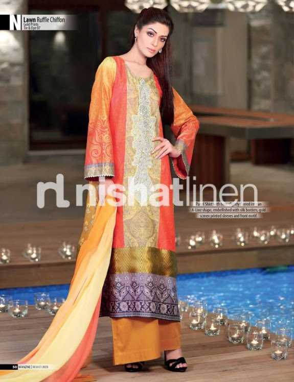 Nisha-New-Eid-Lawn-Summer-Lawn-Prints-Suits-Latest-Collection-2013-by-Nishat-Linen-
