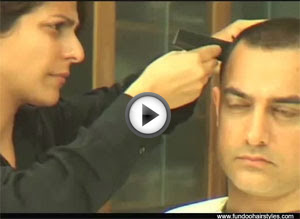Making of Ghajini Haircut  Video