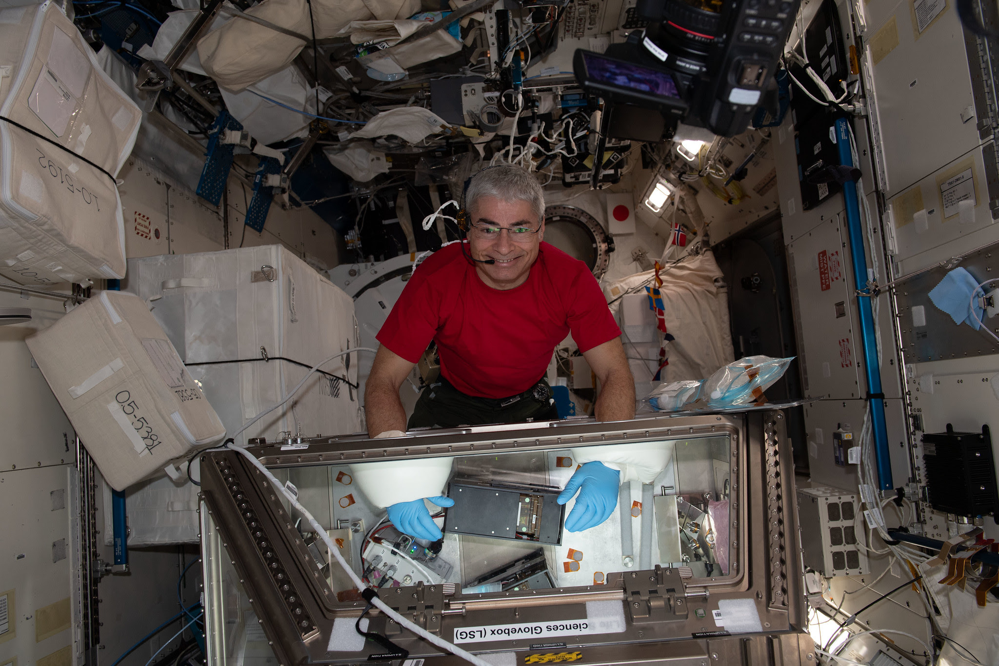 NASA astronaut gets extended stay in space for record-breaking 353-day mission
