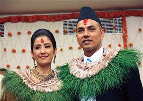 Manisha Koirala is now Mrs Manisha Dahal   Rediff.com Movies