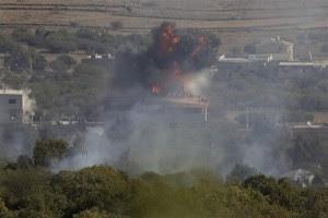 Αναγκαστική 'στροφή' του Ισραήλ υπέρ του Μπασάρ Αλ Άσαντ;