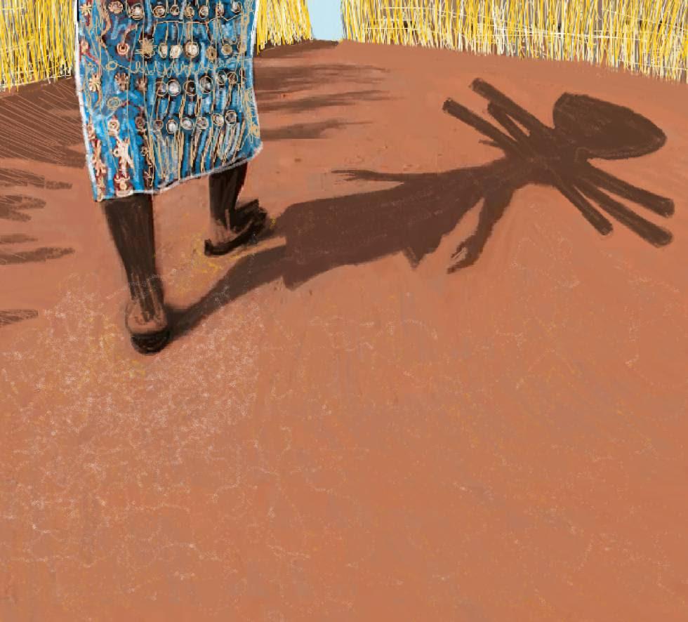 Kolda (Senegal) Junio 2016. De forma épica, aparecen entre la injusta polvareda que los vehículos levantan a su paso. Son siluetas caminantes que se difuminan bajo un sol omnipresente mientras recorren largas distancias cargando sobre sus cabezas el agua, la leña o las cosechas de mijo y sorgo. Lo hacen día tras día logrando mantener un equilibrio entre el pasado y el futuro, entre el deber y la dignidad, dejando atrás siglos de injusticias y desigualdad de género. Caminan de la invisibilidad más absoluta a cierta claridad donde se vislumbra, por fin, su labor silenciosa, pasando del analfabetismo establecido a escribir sus nombres en letras mayúsculas. De las miradas penetrantes de mujeres rurales de las etnias Peuls, Soninkés, Mandingas y Wolofs, brotan historias humildes y silenciosas pero nunca vencidas, y el reflejo de una entrega inalterable y sin medida a la familia y a la comunidad. Mujeres lideres y valerosas toman la palabra, crean asociaciones y dirigen proyectos desde lugares que hasta los mapas ignoran. Estas son algunas de sus voces.
