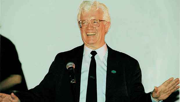 Picture of Rodney Bickerstaffe