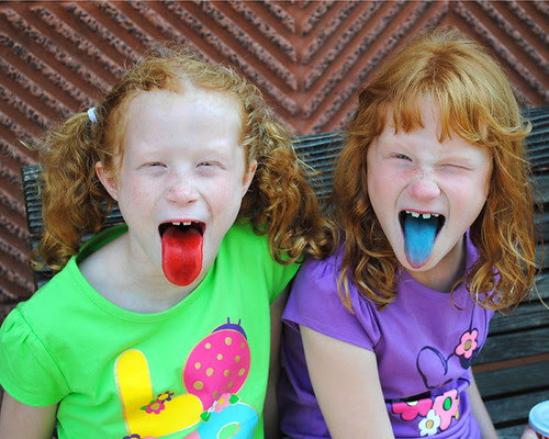 Girls with Colored Tongues-72