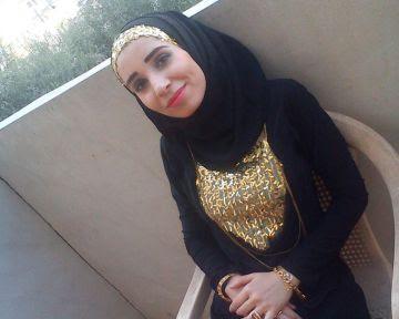 Foto de Ruqia Hassan en su perfil de Facebook.