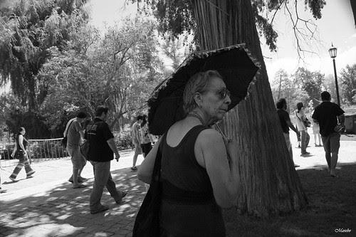 Una señora distinguida by Alejandro Bonilla