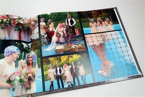 How To Design Your Own Wedding Photo Album · Rock n Roll Bride