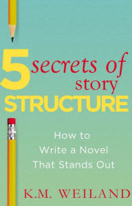 Image result for 5 Secrets of Story Structure