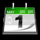May 1st on Calendar