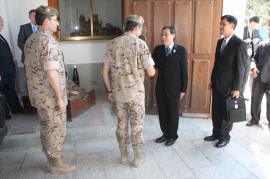 Tailandia se interesa por la Artillería Antiaérea española.