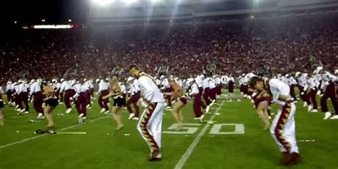 FSU Marching Band Does Beyoncé's 'Single Ladies,' Deserves