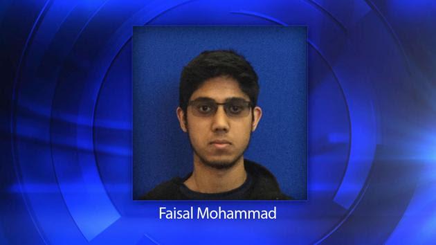 Faisal Mohammad, U.C. Merced Mass Stabbing Suspect